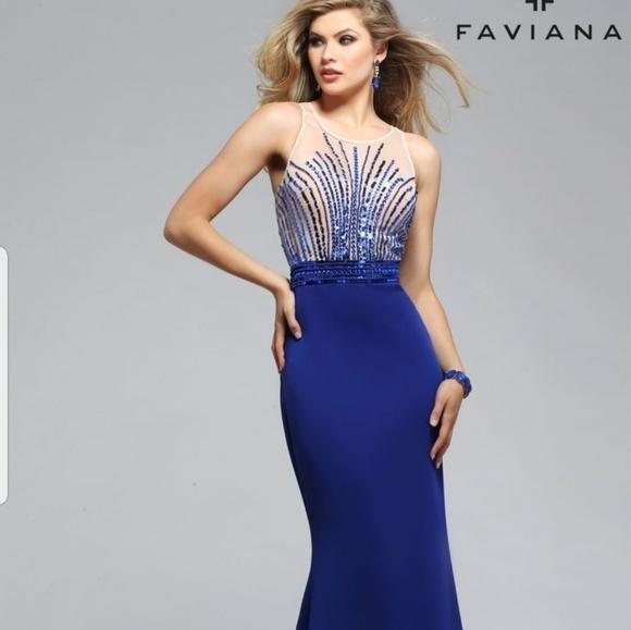 Faviana Dresses & Skirts - FAVIANA💎 Prom/ Brides maid/ Night gown